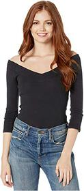 Free People Bardot Bodysuit