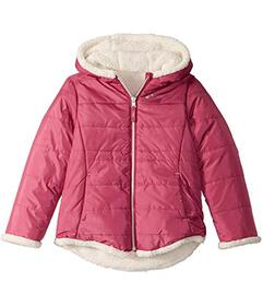 Free Country Puffer Jacket Reversible To Fleece (L