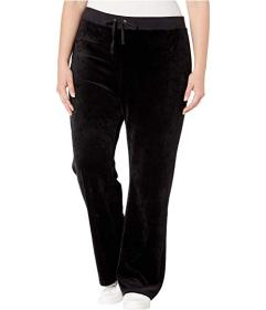 Juicy Couture Plus Size Mar Vista Velour Pant