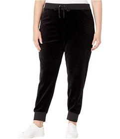 Juicy Couture Plus Size Zuma Velour Pant