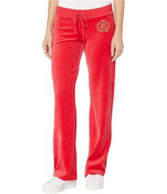 Juicy Couture Royal Juicy Crest Velour Mar Vista P