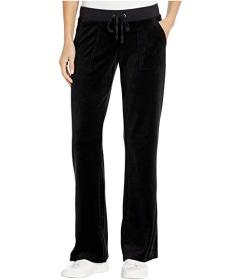 Juicy Couture Track Del Rey II Velour Pant