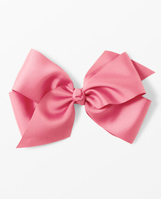 Hanna Andersson Really Big Ribbon Bow Clip in Happ