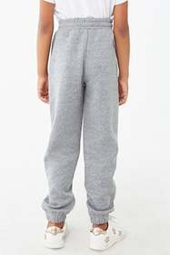 Forever21 Girls Heathered Joggers (Kids)