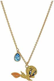 Swarovski Looney Tunes Tweety Pendant Necklace