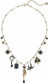 Swarovski Tarot Magic All-Around Charm Necklace