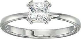 Swarovski Attract Square Engagement Ring