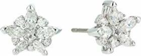 Swarovski Lady Pierced Earrings