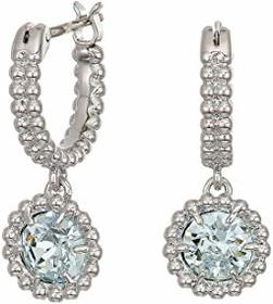 Swarovski Oxygen Pierced Earrings
