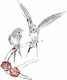 Swarovski Swallows Figurine
