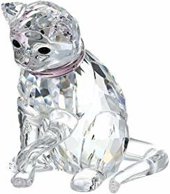 Swarovski Cat Mother Figurine