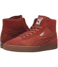 PUMA Suede Mid Emboss Mixed Rubber
