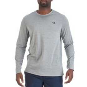 CHAMPION Mens Moisture Wicking Long Sleeve Active