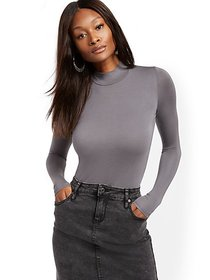 Mock-Neck Top - New York & Company