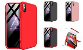 Cool Case Friendly Screen Protector 360 Degree Tem