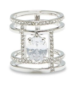 Vince Camuto Vince Camuto Open Work Ring