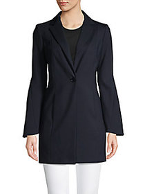 Elie Tahari Notch Lapel Jacket STARGAZER