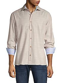 Bertigo Regular-Fit Long-Sleeve Shirt CREAM