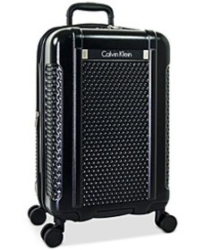 "Driver 20"" Expandable Hardside Spinner Suitcase, C"