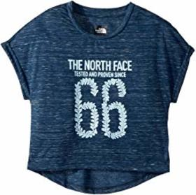 The North Face Kids Long and Short of It Tee (Litt