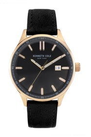 Kenneth Cole New York Men's Classic Synthetic Leat