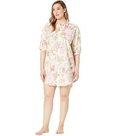 LAUREN Ralph Lauren Plus Size 3\u002F4 Sleeve His
