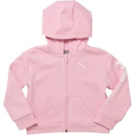 Puma Toddler Fleece Full Zip Hoodie