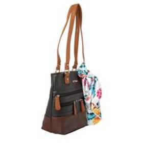 Stone Mountain Pebble Elleen Tote with Removable S