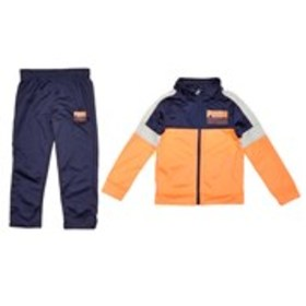 PUMA Toddler Boys Logo Track Suit (2T-4T)