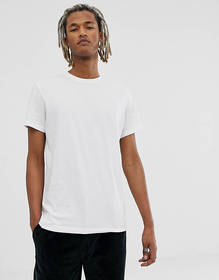 Weekday Alan t-shirt in white