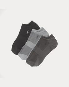 Ralph Lauren Sport Sock 3-Pack