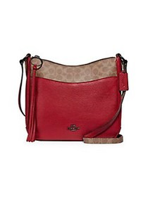 COACH Chaise Crossbody Bag RED
