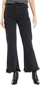 J Brand Julia High-Rise Flair in Undercover