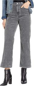 J Brand Joan High-Rise Crop in Sleepwalker