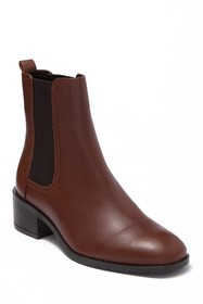 Kenneth Cole Reaction Salt Leather Chelsea Boot