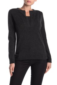 In Cashmere Crew Neck Cashmere Sweater