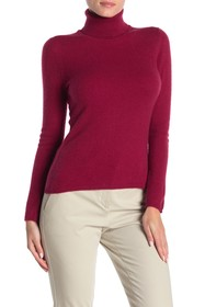 In Cashmere Turtleneck Cashmere Sweater