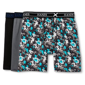 Hanes Premium Men's Performance Boxer Briefs - Col