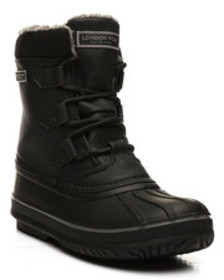London Fog cheshire duck boots (11-5)