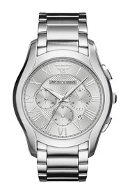 Emporio Armani Men's Valente Stainless Steel Watch