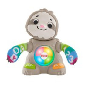 Fisher-Price Linkimals Smooth Moves Sloth, with Mu