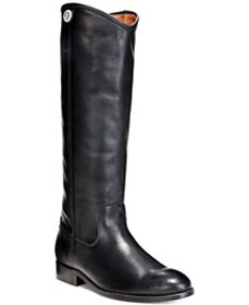 Women's Melissa Button 2 Tall Leather Boots