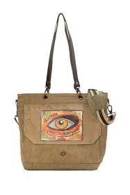 Vintage Addiction See Good In Everyone Messenger B