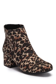 Kenneth Cole Reaction Road Stop Printed Ankle Boot