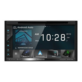 "Kenwood DDX6706 6.8"" DVD Touchscreen Receiver w/ A"
