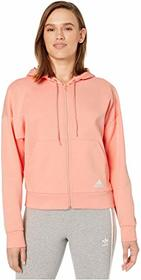 adidas Must Have Double Knit Full Zip Hoodie