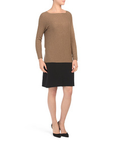 BENEDETTA B. Made In Italy Sweater Dress