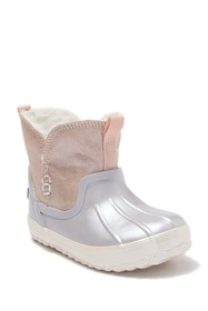 Sperry Waypoint Faux Fur Lined Boot (Toddler)