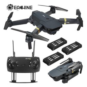 Eachine E58 RC Drone RTF WIFI FPV 2MP Wide Angle C
