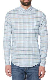 Original Penguin Roadmap Check Shirt